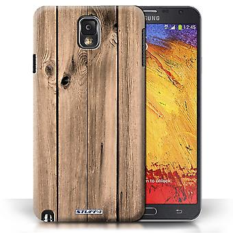 STUFF4 Phone Case / Cover for Samsung Galaxy Note 3 / Plank Design / Wood Grain Effect/Pattern Collection