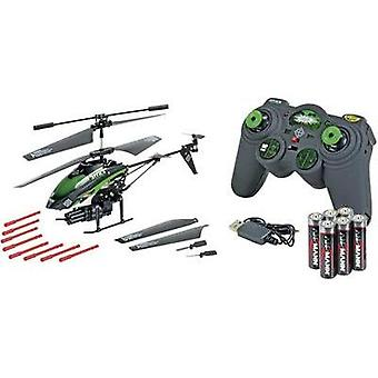 Carson RC Sport Attack Tyrann RC model helicopter for beginners RtF