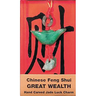 Feng Shui Luck Charms 1/Pkg-Great Wealth FSLC-2