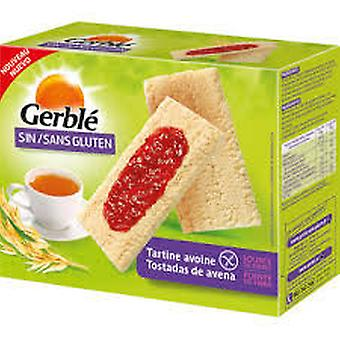Gerblé Toasted oats and rice 150 gr (Diet , Healthy diet , For celiacs , Bread)