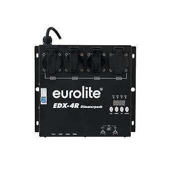 DMX dimmer Eurolite EDX-4R 4-channel
