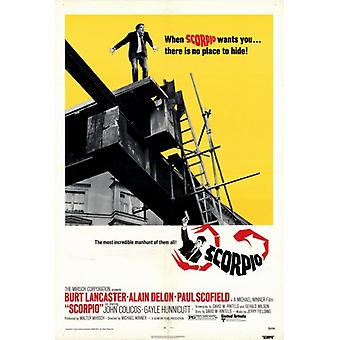 Schorpioen Movie Poster Print (27 x 40)