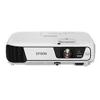 Epson Eb-W31 3LCD video projector 3200 Lumens