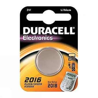 Duracell 2016 10 X Knopfzelle Bls1