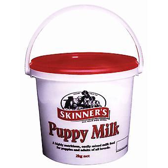 Skin-designere hvalp mælk 2kg