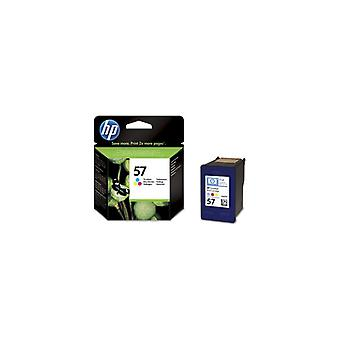 HP ink cartridge, #. 57, color (Cyan, Magenta, yellow), 400 pages