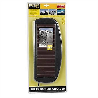 12v सौर बैटरी चार्जर