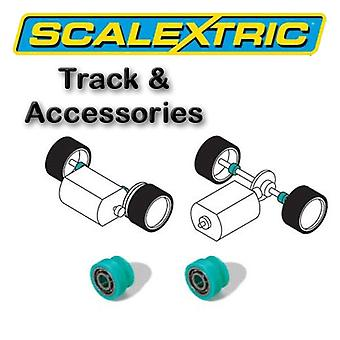 Scalextric Accessories - Ball Race Bearings Pack of 2