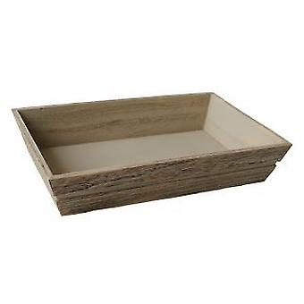 Large Wooden Packing Tray