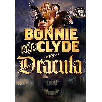 Bonnie & Clyde vs Dracula [DVD] USA importerer