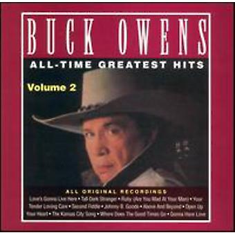 Buck Owens - Buck Owens: Vol. 2-All-Time mayor importación de los E.e.u.u. Hits [CD]