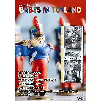 Babes in Toyland-twee volledige Performanc [DVD] USA import