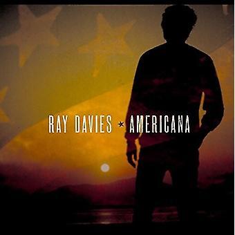 Ray Davies - Americana [Vinyl] USA import