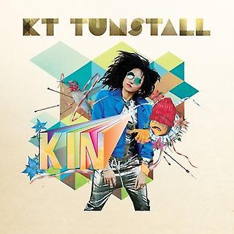 Kt Tunstall - Kin (sort Vinyl) [Vinyl] USA importerer
