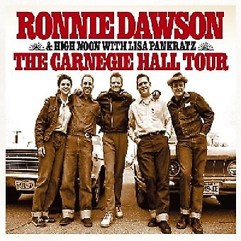 Ronnie Dawson & High Noon with Pankratz - Carnegie Hall Tour [CD] USA import