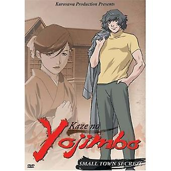 Kaze No Yojimbo, Vol. 2: Lille by Secrets [DVD] USA importerer