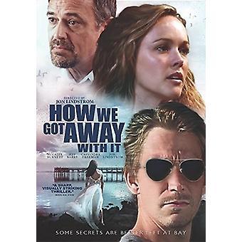 Hvordan vi fik væk med det [DVD] USA importerer