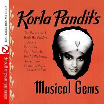 Korla Pandit - Korla Pandit's Musical Gems [CD] USA import