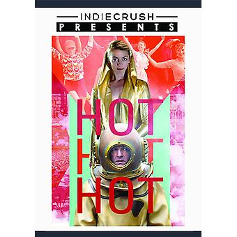 Hot Hot Hot [DVD] USA importerer