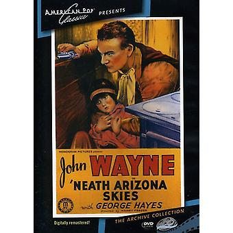 Importación de Neath Arizona Skies (1935) [DVD] los E.e.u.u.