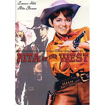 Rita West [DVD] USA importerer