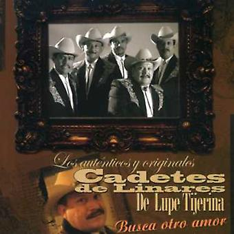 Los Cadetes De Linares - Busca Otro Amor [CD] USA importerer