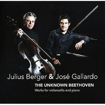 Larsen Beethoven - The ukendt Beethoven [CD] USA import