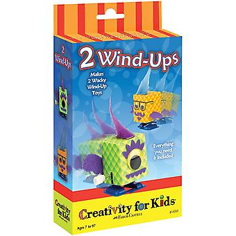 Creativity for Kids - Mini Kit 2 Wind-ups