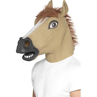 Horse Mask Maske Pferd Pferdemaske