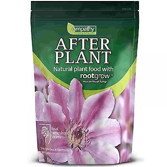 Empatia: Raiz crescer AfterPlant todos os fins de 1kg de alimento de planta