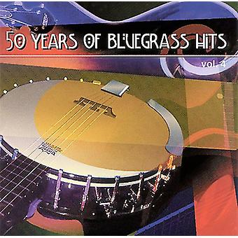50 Years of Bluegrass Hits - Vol. 4-50 Years of Bluegrass Hits [CD] USA import