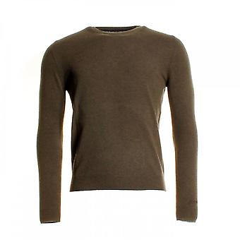 Woolrich Superlong Mens Crew Neck