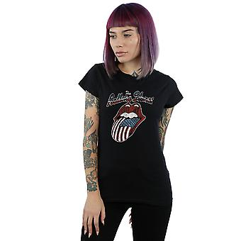 Rolling Stones Women's Tour Of America T-Shirt
