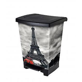 Curver Bucket with pedal 25L Paris 342x291x430