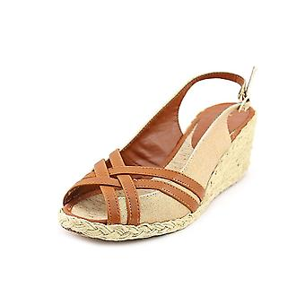 Lauren Ralph Lauren Women Candice Wedge Sandals