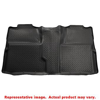 Husky Liners 61521 Black Classic Style 2nd Seat Floor L FITS:CHEVROLET 2007 - 2