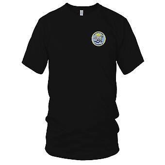 US Coast Guard USCG - kustwacht Air Station St. PETERSBURG, Florida geborduurd Patch - Mens T Shirt