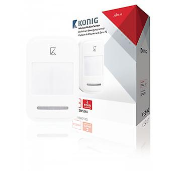 Konig Wireless Motion sensor-SAS-ALARM240