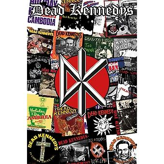 Dead Kennedys - Collage Poster Poster Print