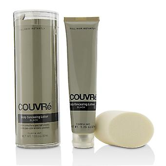 Toppik COUVRé Scalp Concealing Lotion - # Black 37ml/1.25oz