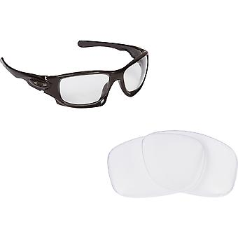 Best SEEK Replacement Lenses for Oakley Sunglasses TEN Crystal Clear