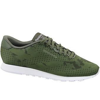 Reebok CL Nylon Jacquard V69651 universal  women shoes
