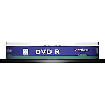 Blank M-Disc DVD 4.7 GB Verbatim 43824 10 pc(s) Sp