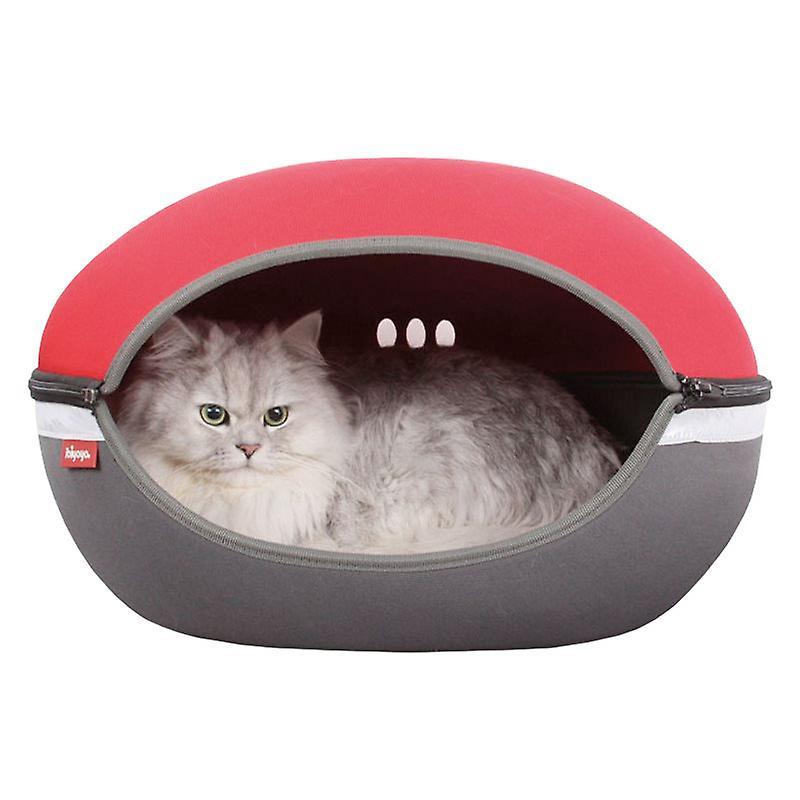 Ibiyaya Little Arena Pet Bed Red