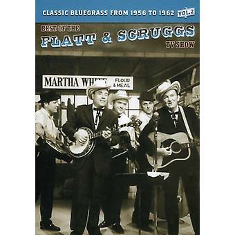 Flatt & Scruggs TV Show: Vol. 2 [DVD] USA import