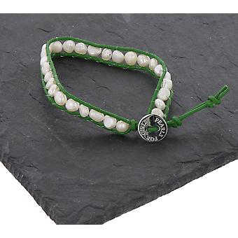 Pearl bracelet ladies fashion jewelry of PEARLS FOR GIRLS Green