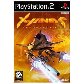 Xyanide Resurrection (PS2)