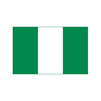 Girlande 6m 20 Flagge Nigeria