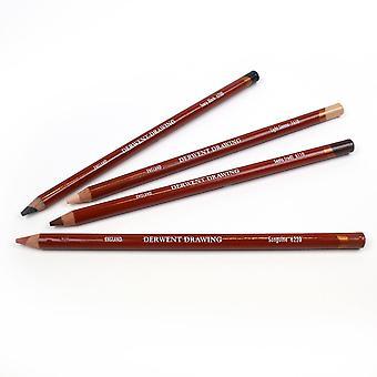 Derwent ritning färg pennor