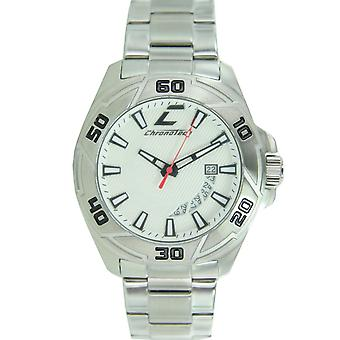 Chronotech Herren Uhr Armbanduhr CT7207M/05M